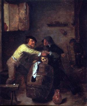 Ladrones de petróleo