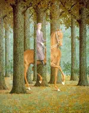 La baronesa Thyssen amenaza con atarse a un árbol para evitar que lo corten