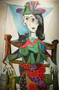 Un coleccionista paga 95 millones de dólares por el cuadro de Picasso Dora Maar con gato