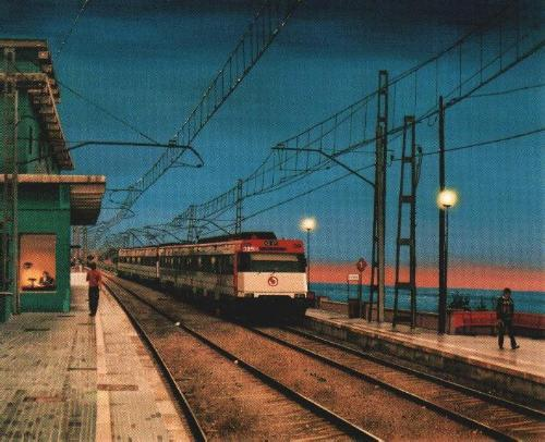 Se politiza la crisis de los trenes en Barcelona